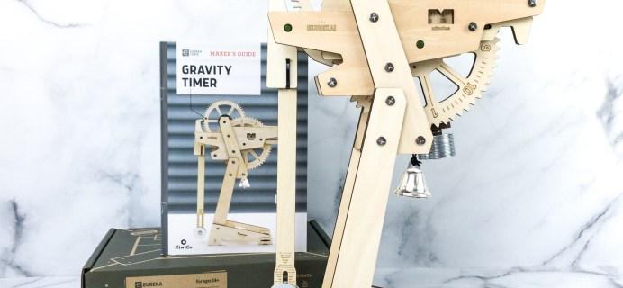 Eureka Crate Review + Coupon – GRAVITY TIMER