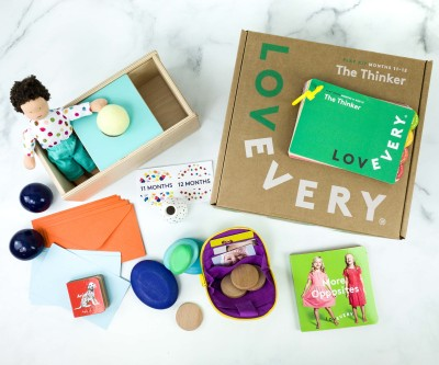 Baby Play Kits by Lovevery Subscription Box Review + Coupon – THE THINKER!