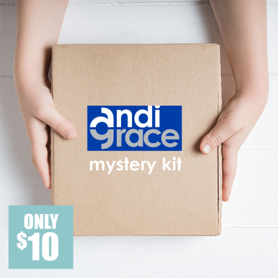 AndiGrace Allergy-Friendly Mystery Boxes Available Now + 50% Off Coupon!