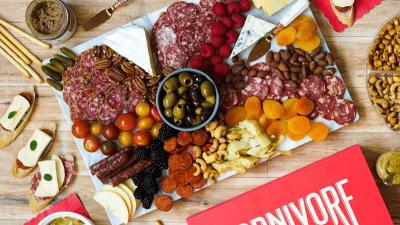 Carnivore Club June 2020 Spoilers!