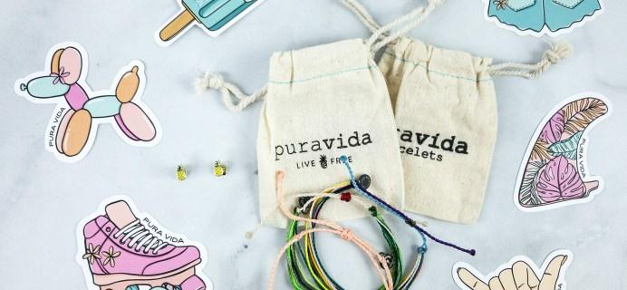 Pura Vida Bracelets Club May 2020 Review + Coupon!