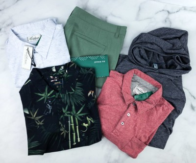 Stitch Fix Men May 2020 Review