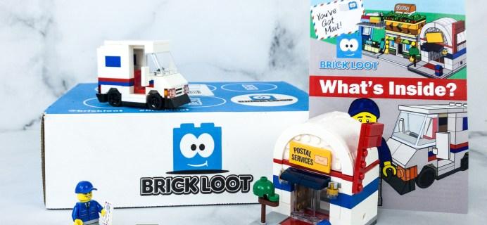 Brick Loot May 2020 Subscription Box Review & Coupon