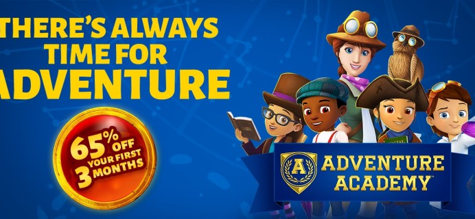 Adventure Academy Memorial Day Sale: Get 3 Months For Just $9.99 – 65% Off!
