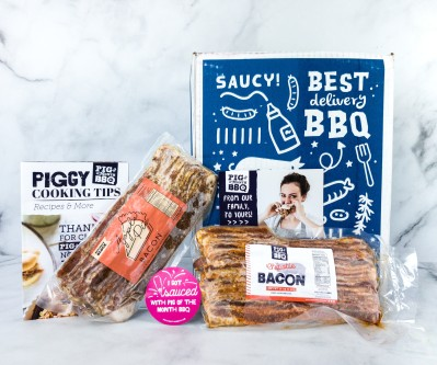 Pig of the Month Bacon of the Month Club May 2020 Subscription Box Review + Coupon
