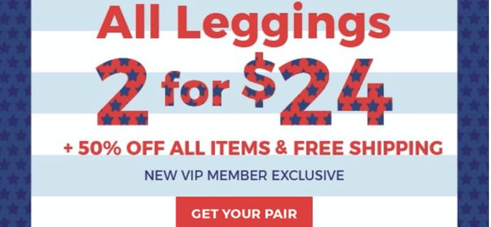 Fabletics Memorial Day Sale: Get 50% Off Select Items + New Members 2 Leggings for $24!