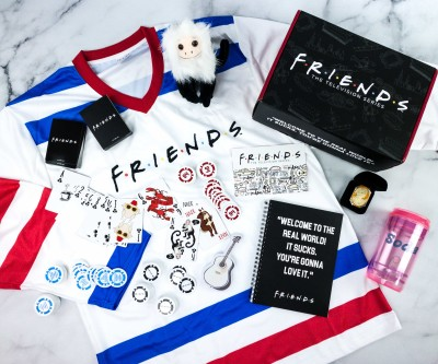 FRIENDS Subscription Box Spring 2020 Review!