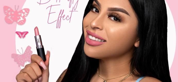 LiveGlam KissMe June 2020 Lipstick Club Full Spoilers + Coupon!