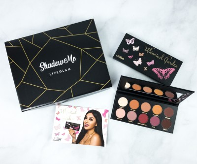 LiveGlam Eyeshadow Club June 2020 Review + Coupon