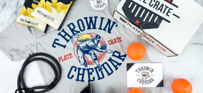 Plate Crate May 2020 Subscription Box Review + Coupon