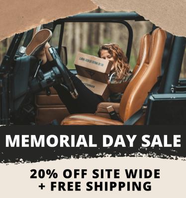 Nomadik Memorial Day Sale: Get 20% Off + FREE Shipping!