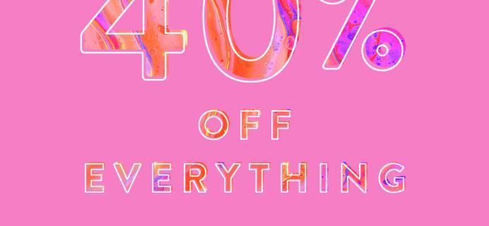 Pura Vida Memorial Day Sale: Get 40% Off Entire Order!