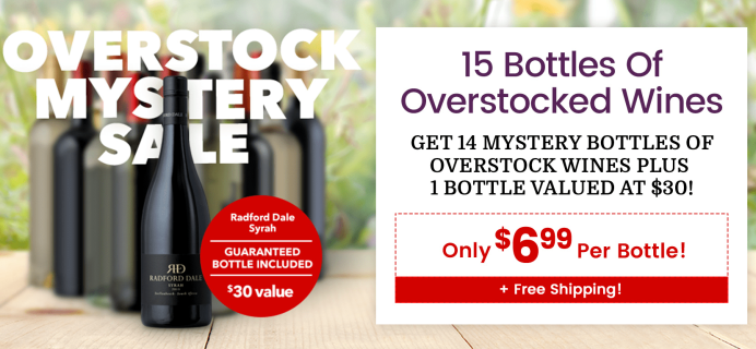 Splash Wines Sale: Get 70% Off On 15 Bottle Mystery Pack!