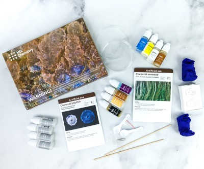 MEL Chemistry Subscription Box Review + Coupon – ARTIFICIAL SEA
