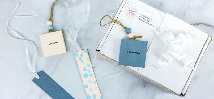 Confetti Grace Bonus Box Review