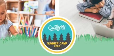 Cratejoy Summer Camp 2020: Free Classes + Camp in a Box!
