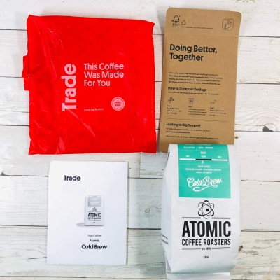 Trade Coffee Cold Brew Subscription Review + Coupon – June 2020