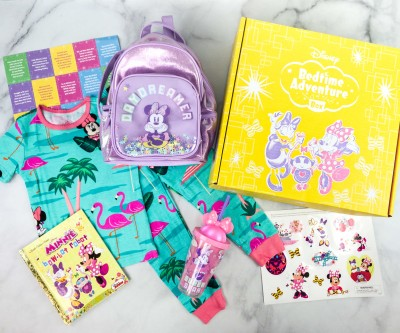 Disney Bedtime Adventure Subscription Box Review – May 2020