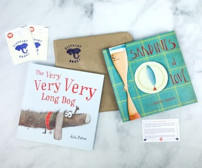 Elephant Books May 2020 Subscription Box Reviews – PICTURE BOOKS