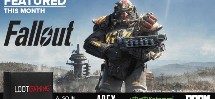 Loot Gaming June 2020 Theme Spoilers & Coupon!