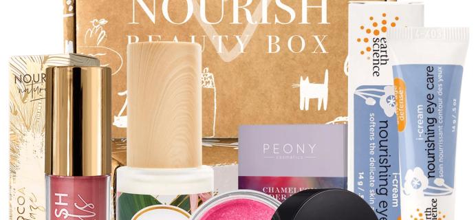 Nourish Beauty Box June 2020 Full Spoilers + Coupon!