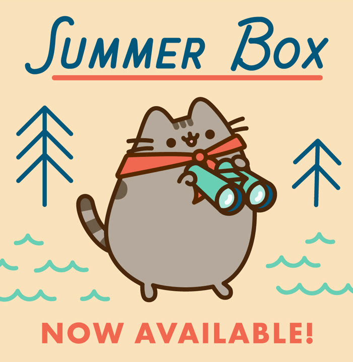 Pusheen Box Summer 2020 Available Now + Theme Spoilers!