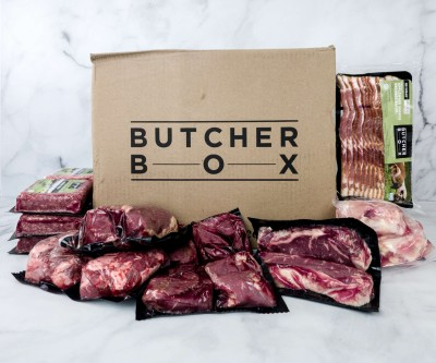 Butcher Box May 2020 Subscription Box Review –  ALL BEEF BOX