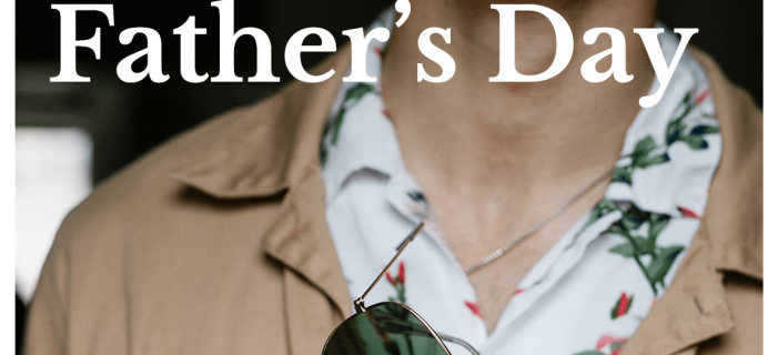 SprezzaBox Father's Day Sale: Get 30% Off Sitewide!