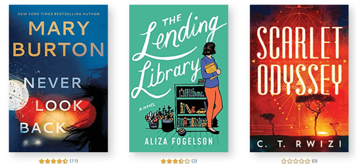 Amazon First ReadsJune 2020 Selections: 1 Book FREE for Amazon Prime Members