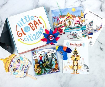 Little Global Citizens Subscription Box Review + Coupon – THAILAND