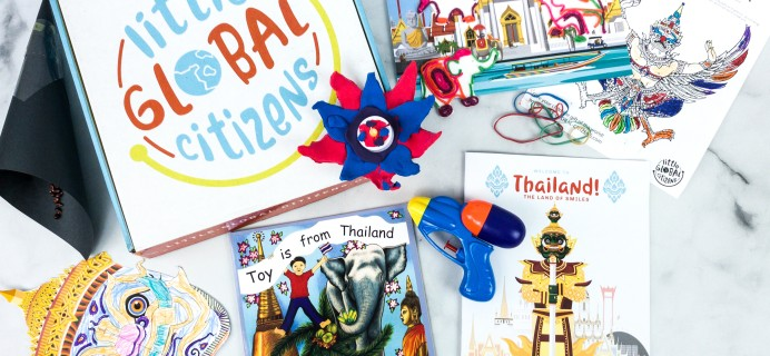 Little Global Citizens Cyber Monday Deal: FREE Box with Annual Subscription!