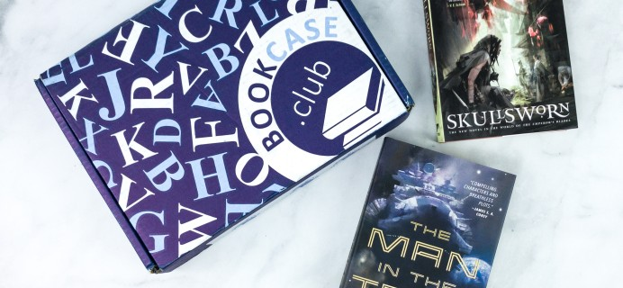 BookCase Club June 2020 Subscription Box Review & Coupon – STRANGE WORLDS