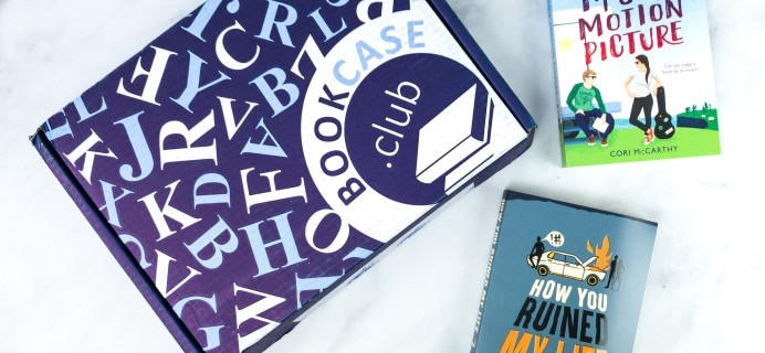 BookCase Club June 2020 Subscription Box Review & Coupon – TEENAGE DREAMS
