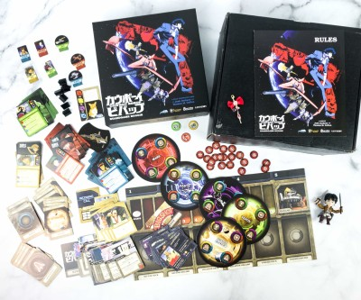 Loot Anime March 2020 Subscription Box Review & Coupons – TIMELESS