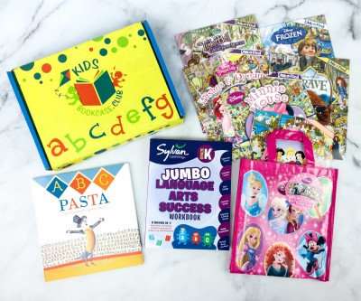 Kids BookCase Club June 2020 Subscription Box Review + 50% Off Coupon! GIRLS 5-6 YEARS OLD