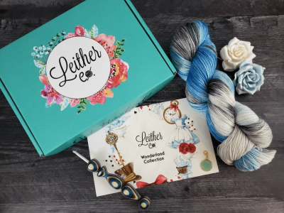 Leither Collection – Review? Crochet Subscription!