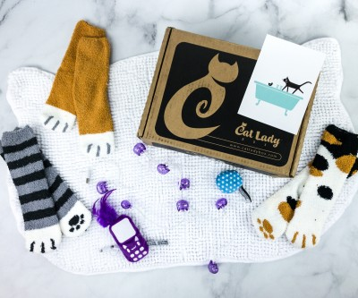 Cat Lady Box June 2020 Subscription Box Review – PAMPURR YOURSELF