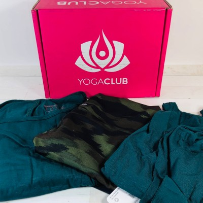 YogaClub Plus Size Subscription Box Review + Coupon – June 2020