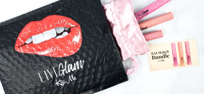 KissMe Lipstick Club BALMShell Bundle Review + Coupon