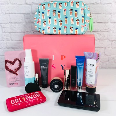 Ipsy Glam Bag Ultimate June 2020 Review