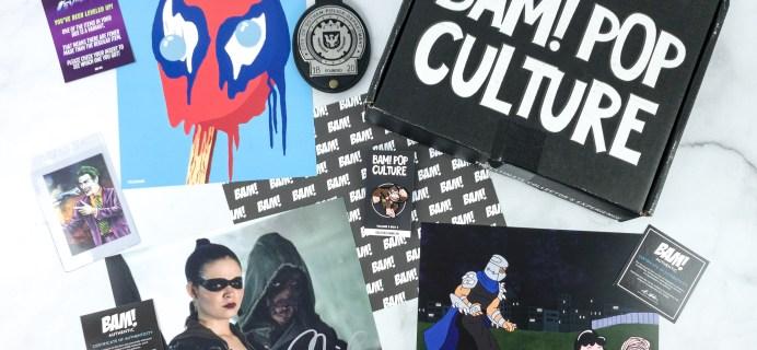 The BAM! Box Review – Vol 5 Box 4