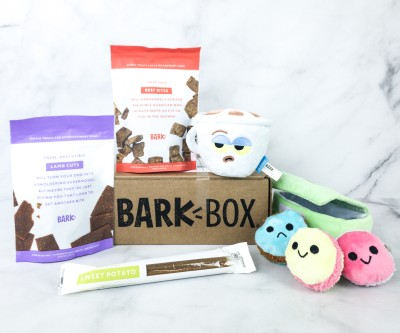 Barkbox June 2020 Subscription Box Review + Coupon