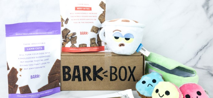 Barkbox June 2020 Subscription Box Review + Coupon