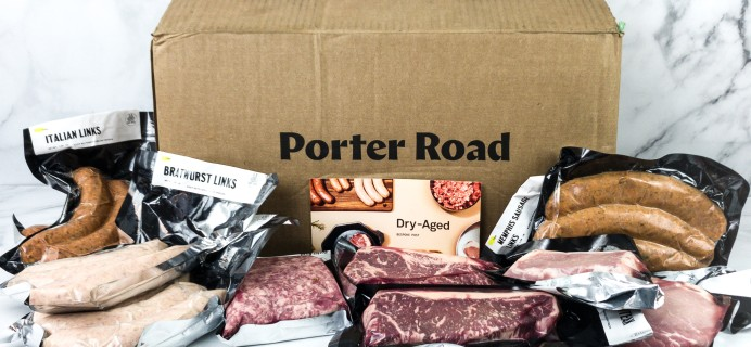 Bespoke Post x Porter Road Limited Edition Box Review & Coupon