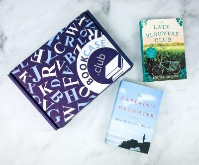 BookCase.Club July 2020 Subscription Box Review + Coupon – Surprise-Me Fiction