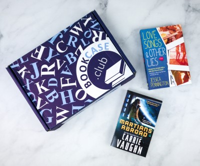 BookCase.Club July 2020 Subscription Box Review & Coupon – TEENAGE DREAMS