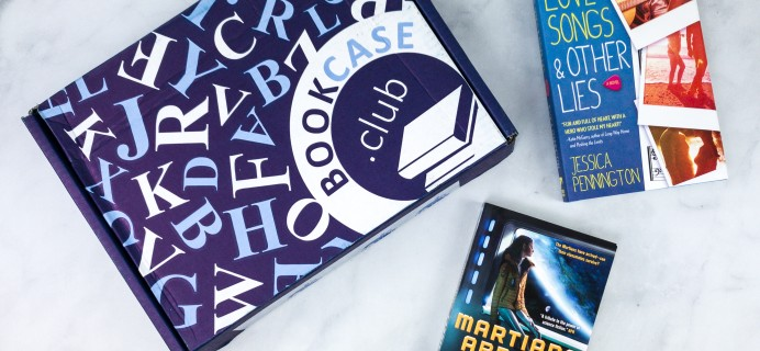 BookCase Club July 2020 Subscription Box Review & Coupon – TEENAGE DREAMS
