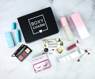 BOXYCHARM June 2020 Review + Coupon
