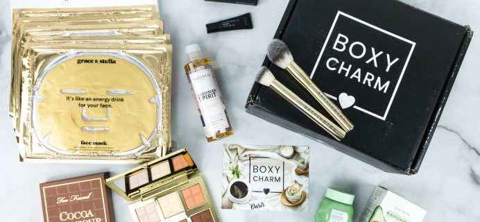 BOXYCHARM Premium June 2020 Review + Coupon