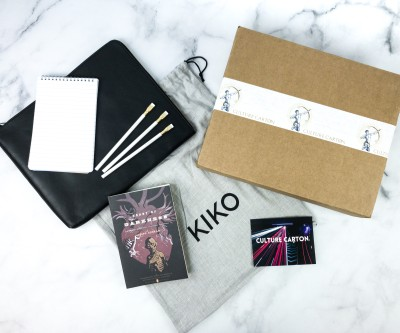 Culture Carton June 2020 Subscription Box Review + Coupon